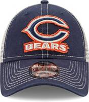 New Era Men's Chicago Bears Navy 9Forty Rugged Adjustable Hat product image