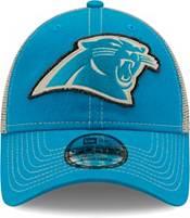 New Era Men's Carolina Panthers Blue 9Forty Rugged Adjustable Hat product image