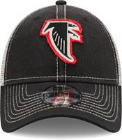 New Era Men's Atlanta Falcons Black 9Forty Rugged Adjustable Hat product image