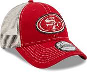 New Era Men's San Francisco 49Ers Red 9Forty Rugged Adjustable Hat product image