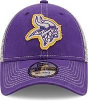 New Era Men's Minnesota Vikings Purple 9Forty Rugged Adjustable Hat product image