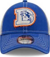 New Era Men's Denver Broncos Royal 9Forty Rugged Adjustable Hat product image