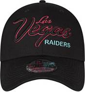 New Era Men's Las Vegas Raiders Neon 39Thirty Stretch Fit Black Hat product image
