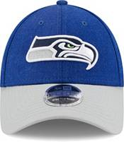New Era Men's Seattle Seahawks Navy League 9Forty Adjustable Hat product image