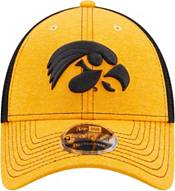 New Era Men's Iowa Hawkeyes 9Forty Neo Adjustable Black Hat product image