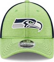 New Era Youth Seattle Seahawks Navy 9Forty Neo Adjustable Hat product image