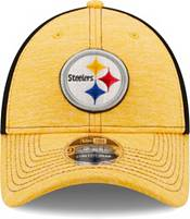 New Era Youth Pittsburgh Steelers Black 9Forty Neo Adjustable Hat product image