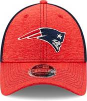 New Era Youth New England Patriots Navy 9Forty Neo Adjustable Hat product image