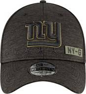 New Era Men's Salute to Service New York Giants 39Thirty Stretch Fit Black Hat product image