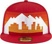 New Era Youth 2020-21 City Edition Denver Nuggets 9Fifty Adjustable Snapback Hat product image