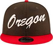 New Era Youth 2020-21 City Edition Portland Trail Blazers 9Fifty Adjustable Snapback Hat product image