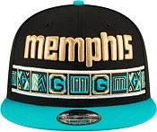 New Era Youth 2020-21 City Edition Memphis Grizzlies 9Fifty Adjustable Snapback Hat product image