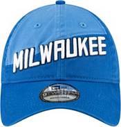 New Era Men's 2020-21 City Edition Milwaukee Bucks 9Twenty Adjustable Hat product image