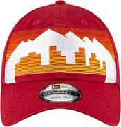 New Era Men's 2020-21 City Edition Denver Nuggets 9Twenty Adjustable Hat product image