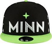 New Era Men's 2020-21 City Edition Minnesota Timberwolves 9Fifty Adjustable Snapback Hat product image