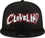 New Era Men's 2020-21 City Edition Cleveland Cavaliers 9Fifty Adjustable Snapback Hat product image