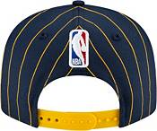 New Era Men's 2020-21 City Edition Indiana Pacers 9Fifty Adjustable Snapback Hat product image