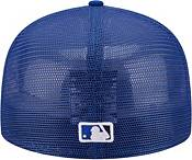 New Era Men's Toronto Blue Jays Blue 59Fifty Classic Trucker Fitted Hat product image