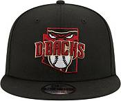 New Era Men's Arizona Diamondbacks 9Fifty Black Local Adjustable Hat product image