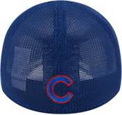 New Era Youth Chicago Cubs Blue 39Thirty Stretch Fit Hat product image