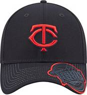 New Era Youth Minnesota Twins Navy 39Thirty Stretch Fit Hat product image