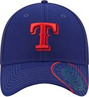 New Era Youth Texas Rangers Blue 39Thirty Stretch Fit Hat product image