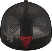 New Era Youth Arizona Diamondbacks Black 39Thirty Stretch Fit Hat product image