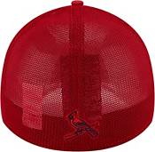 New Era Youth St. Louis Cardinals Navy 39Thirty Stretch Fit Hat product image