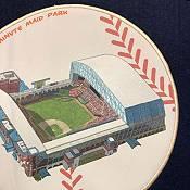 Winning Streak Sports Houston Astros Vintage Ballpark Pennant product image