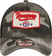 New Era Men's Texas Rangers Camo Patch 9Forty Adjustable Hat product image