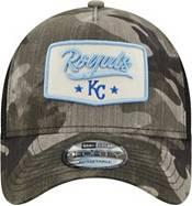 New Era Men's Kansas City Royals Camo Patch 9Forty Adjustable Hat product image