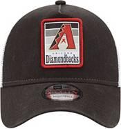 New Era Men's Arizona Diamondbacks 9Twenty Black Gradient Adjustable Hat product image