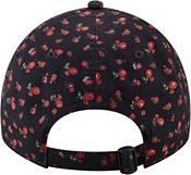 New Era Women's Boston Red Sox Navy Floral 9Twenty Adjustable Hat product image