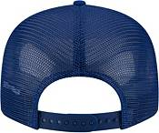 New Era Men's Chicago Cubs 9Fifty Blue Classic Trucker Adjustable Hat product image