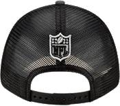 New Era Men's Las Vegas Raiders 2021 NFL Draft 9Forty Graphite Adjustable Hat product image