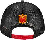 New Era Men's Kansas City Chiefs 2021 NFL Draft 9Forty Graphite Adjustable Hat product image