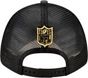 New Era Men's New Orleans Saints 2021 NFL Draft 9Forty Graphite Adjustable Hat product image