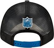 New Era Men's Detroit Lions 2021 NFL Draft 9Forty Graphite Adjustable Hat product image