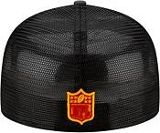 New Era Men's Kansas City Chiefs 2021 NFL Draft 59Fifty Graphite Fitted Hat product image
