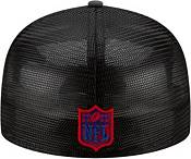 New Era Men's New York Giants 2021 NFL Draft 59Fifty Graphite Fitted Hat product image