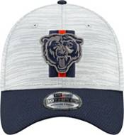 New Era Men's Chicago Bears Grey Sideline 2021 Training Camp 39Thirty Stretch Fit Hat product image