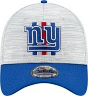 New Era Men's New York Giants Grey Sideline 2021 Training Camp 39Thirty Stretch Fit Hat product image