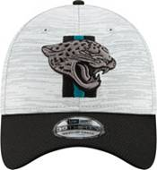 New Era Men's Jacksonville Jaguars Grey Sideline 2021 Training Camp 39Thirty Stretch Fit Hat product image