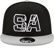 New Era Men's San Antonio Spurs 2021 NBA Draft 9Fifty Adjustable Snapback Hat product image
