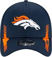 New Era Men's Denver Broncos Navy Sideline 2021 Home 39Thirty Stretch Fit Hat product image