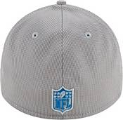 New Era Men's Detroit Lions Sideline 2021 Home 39Thirty Grey Stretch Fit Hat product image