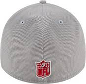 New Era Men's San Francisco 49ers Sideline 2021 Home 39Thirty Grey Stretch Fit Hat product image