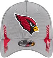 New Era Men's Arizona Cardinals Sideline 2021 Home 39Thirty Grey Stretch Fit Hat product image