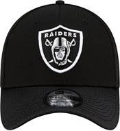 New Era Men's Las Vegas Raiders Sideline 2021 Road 39Thirty Black Stretch Fit Hat product image