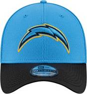 New Era Men's Los Angeles Chargers Sideline 2021 Road 39Thirty Blue Stretch Fit Hat product image